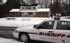 Cecil County double homicide