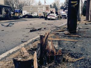 Cranston Heights crash