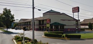 EconoLodge near New Castle