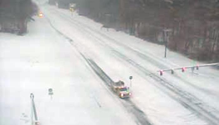 Snow Georgetown U.S. 113