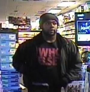 New Castle County robbery spree