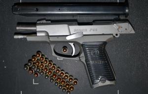 Ruger P89 stolen in Pennsylvania