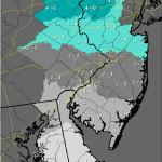 Delaware snow