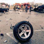 Scene of fatal accident at Tybouts Corner (Delaware Free News)