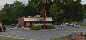 Wendy's Restaurant, 10 Possum Park Road near Newark, Delaware