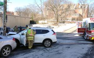 Accident scene (Photo: DFN)