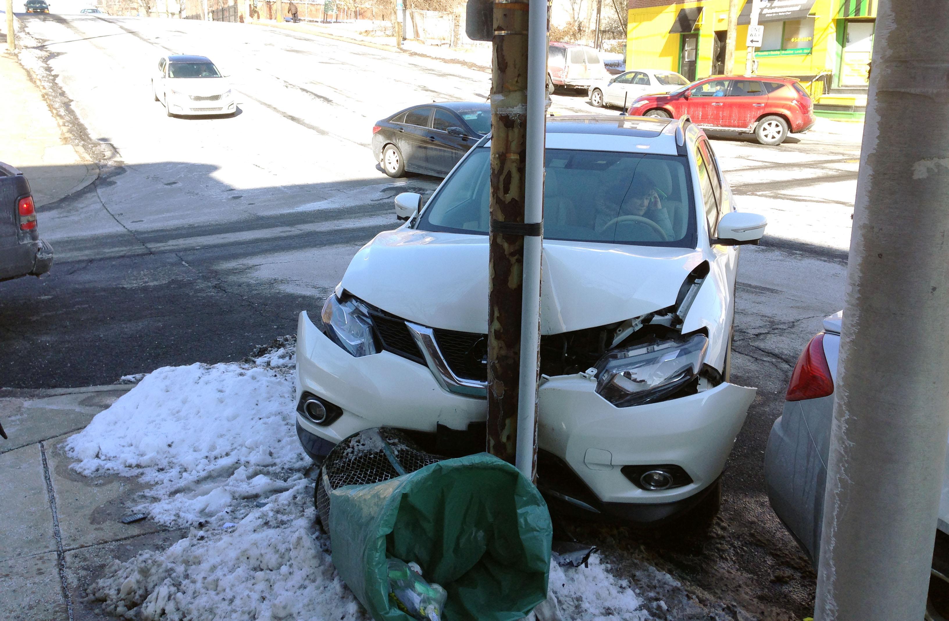 Wilmington accident