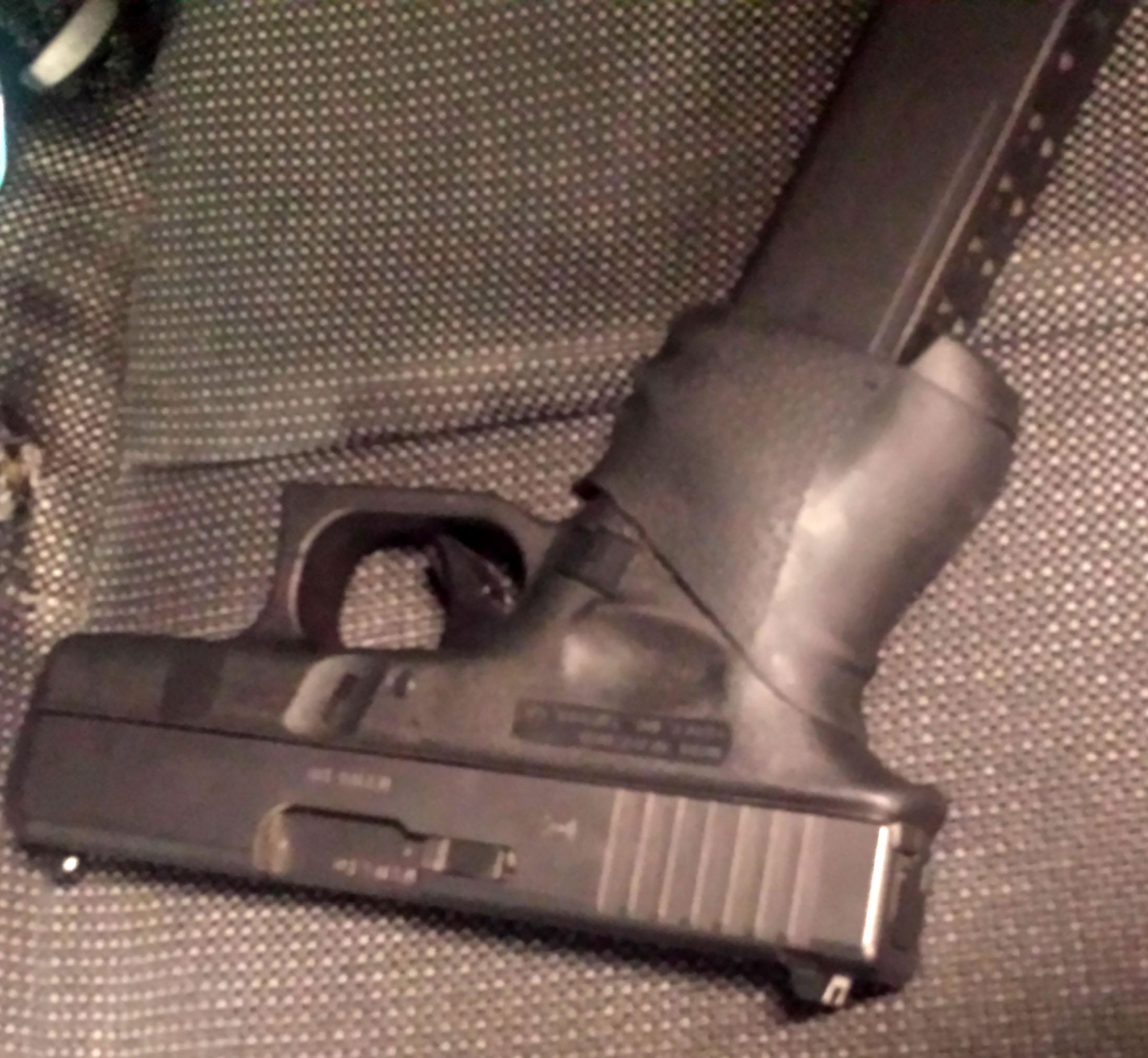 Gun seized in Wilmington, Delaware