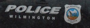 Wilmington police logo