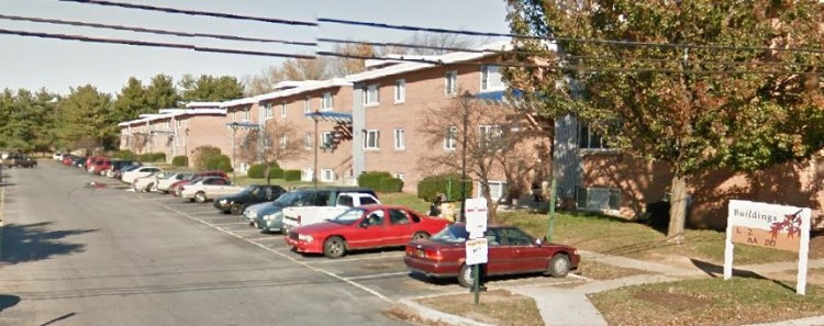 Alder Park Apartments near Dover, Delaware