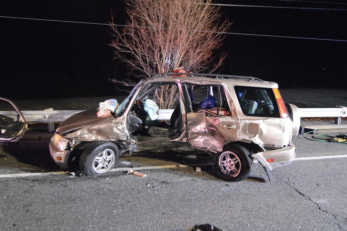 Crash Honda