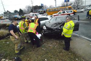Kirkwood Highway crash