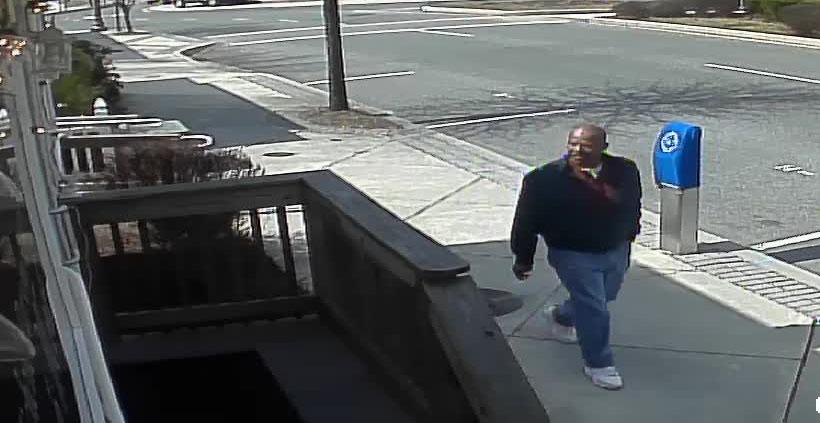 Rehoboth theft suspect