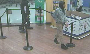 Surveillance image released by Delaware State Police