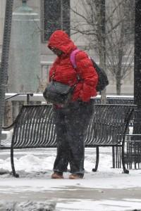 Snow 10th, Market in Wilmington, Delaware