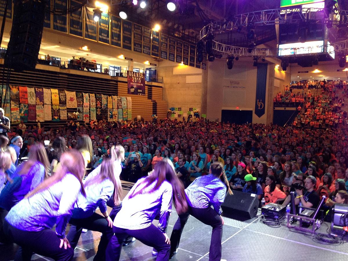 UD Dance marathon