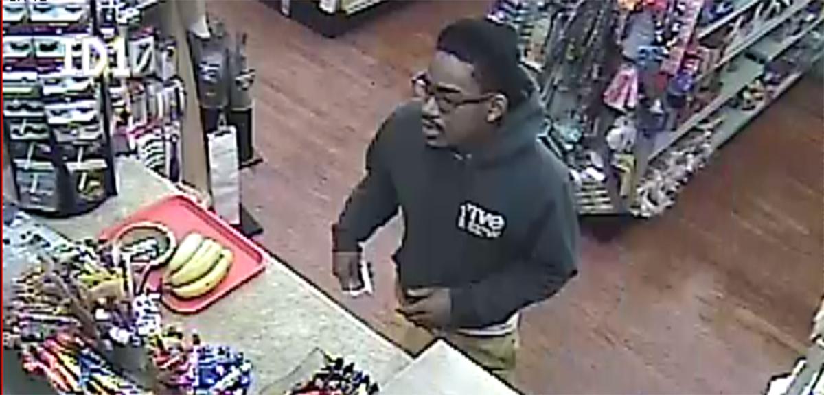 Wilmington robbery suspect
