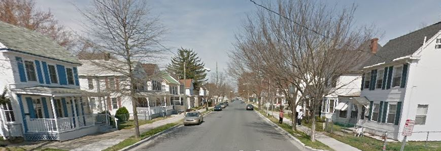 First block of N. New St. in Dover (Photo: Google maps)