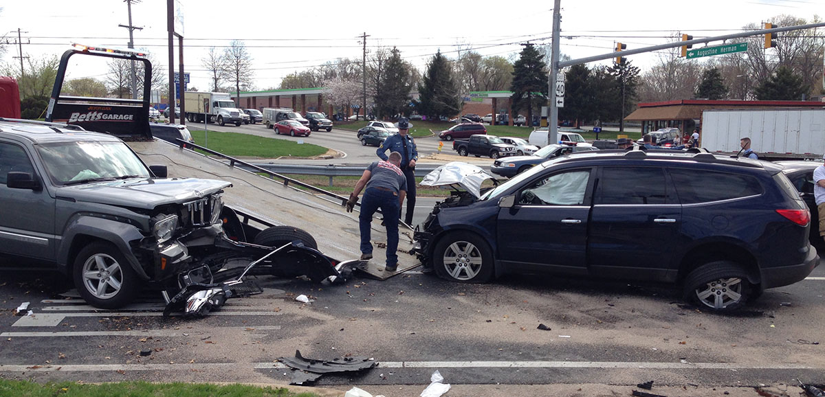 Police release details on carjacking, chase, crash – Delaware Free News