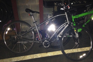 Man was critically injured on Lovering Avenue when he fell off this bike. Police are asking anyone who recognizes it to call them. (Photo: Wilmington PD)