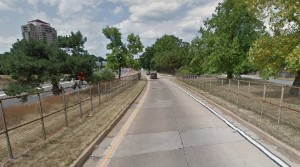 Patching will require closure of ramp from Delaware and Pennsylvania avenues at Adams Street onto northbound Interstate 95. (Photo: Google maps)