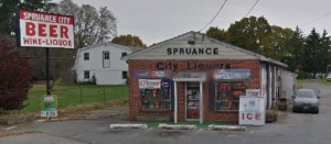 Spruance City Liquors on Smyrna Clayton Boulevard (Photo: Google maps)
