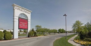 Dover Downs entrance (Photo: Google maps)