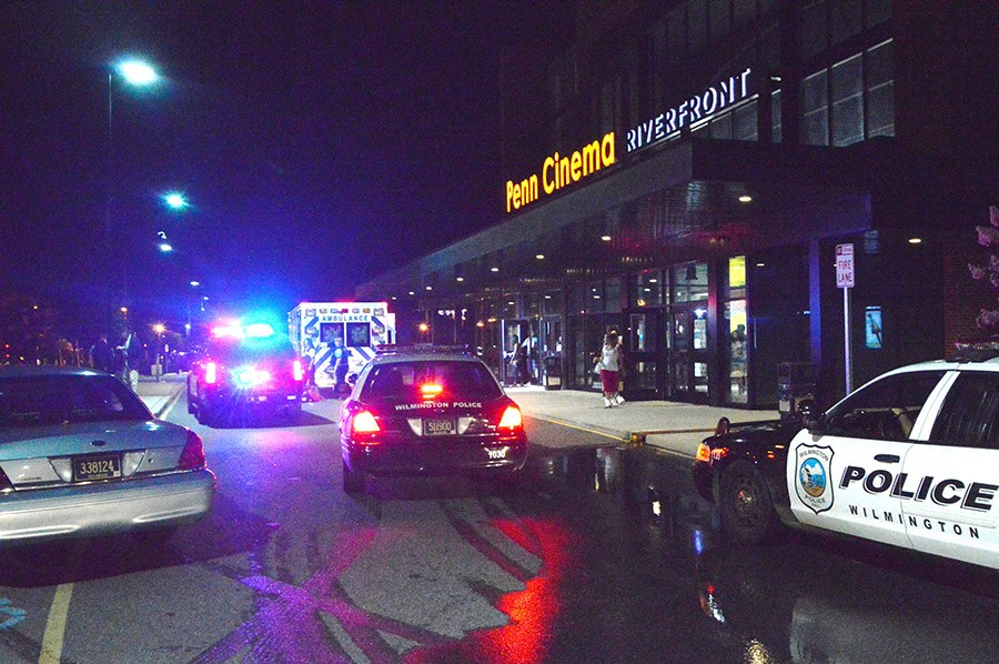 Wilmington Riverfront shooting (Photo: Delaware Free News)