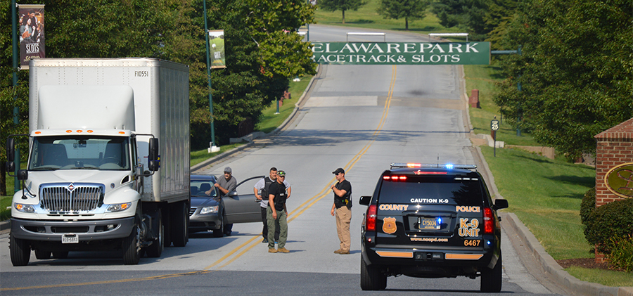 Delaware Park entrance (Photo: Delaware Free News)