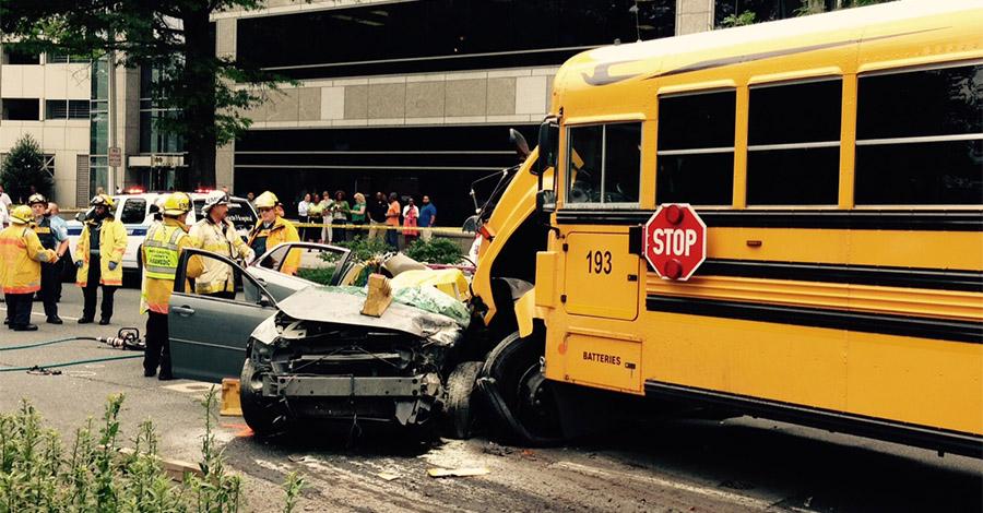 Fatal crash on Delaware Avenue in Wilmington (Photo: Delaware Free News)