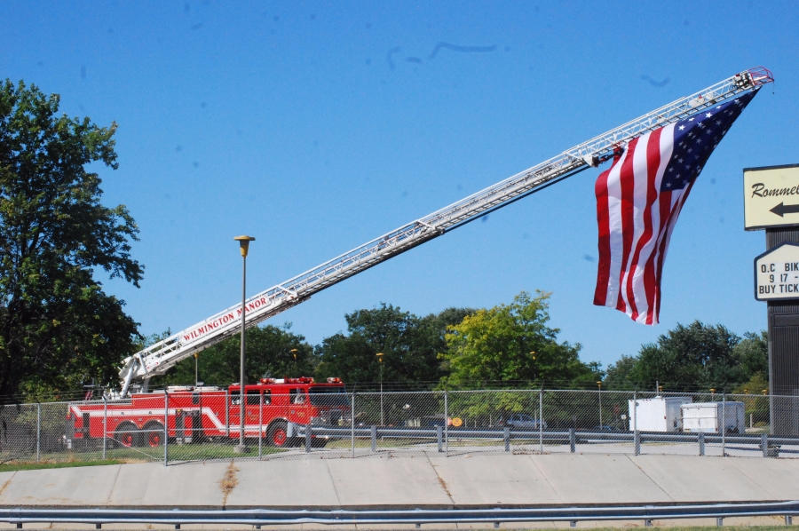 America's 9/11 Ride visits Delaware