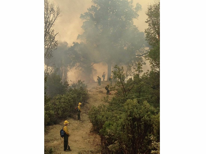 California fire 3