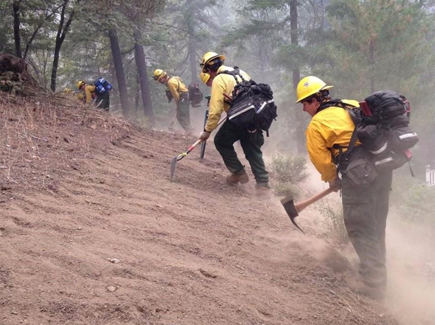 California fire 4