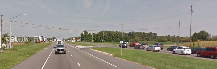 Route 1 traffic light near Milford to be removed next month