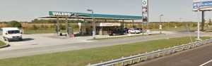 Valero Shore Stop north of Middletown (Photo: Google maps)