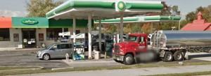 BP gas station, 1923 Pulaski Highway, Bear (Photo: Google maps)