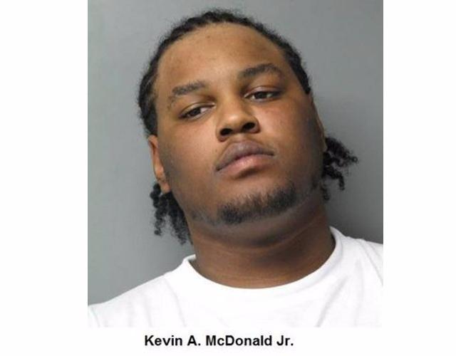 Kevin A McDonald Jr