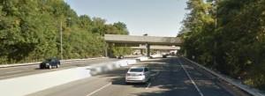 Northbound I-95 in Wilmington (Photo: Google maps)