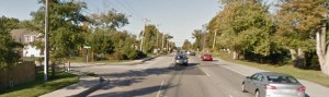 Red Lion Road at Willow Oak Boulevard (Photo: Google maps)