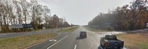 Route 1 at Hudson Road (Photo: Google maps)