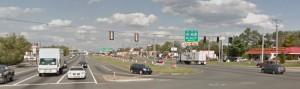 U.S. 13 (North DuPont Highway) at Boulden Boulevard (Photo: Google maps)