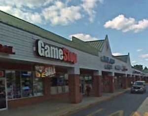 GameStop store, 326 Suburban Drive in Newark (Photo: Google maps)