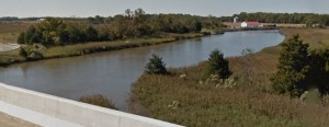 Scotton Landing fishing pier is on the St. Jones River south of Dover. (Photo: Google maps)