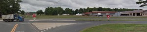 Wood Branch Road at DuPont Boulevard (U.S. 113) (Photo: Google maps)