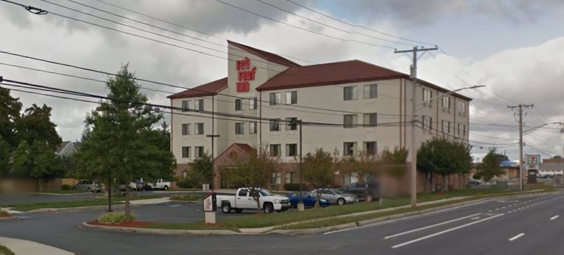 Red Roof Inn, DuPont Highway, Dover (Photo: Google Maps)