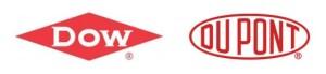 Dow DuPont logos
