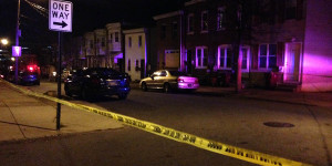 Multiple shootings happened during home invasion in 900 block of Brown St. in Wilmington. (Photo: Delaware Free News)