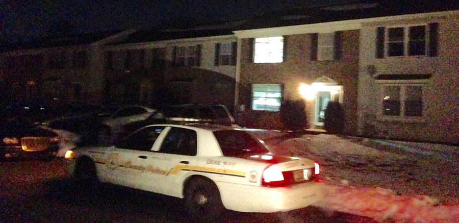 Four people were sickened by carbon monoxide fumes at home on Treelane Drive in Bear. (Photo: Delaware Free News)