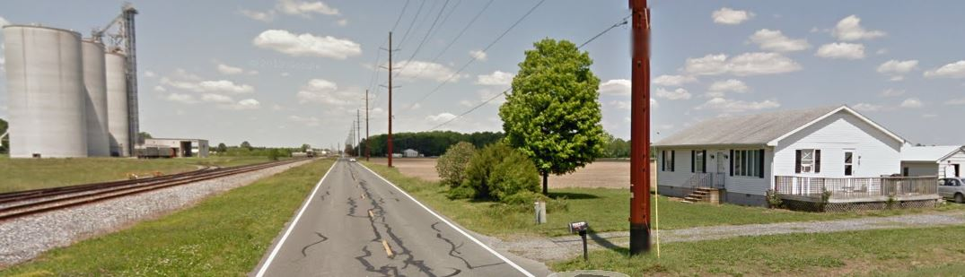 Man was shot to death in this home on Cannon Road south of Bridgeville. (Photo: Google maps)