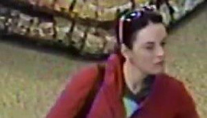 Surveillance image released by New Castle County police